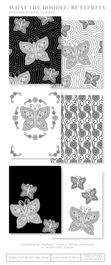 What-the-Doodle-Butterfly-paper-collection