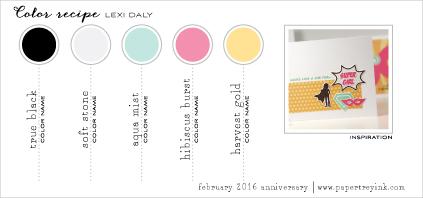 Lexi's-colors
