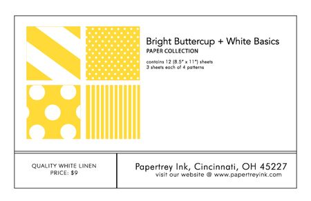 Bright-Buttercup-+-White-Basics-label