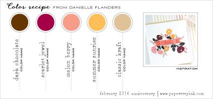 Danielle's-colors