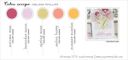 Melissa's-colors