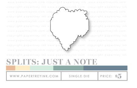 Splits-Just-a-Note-die