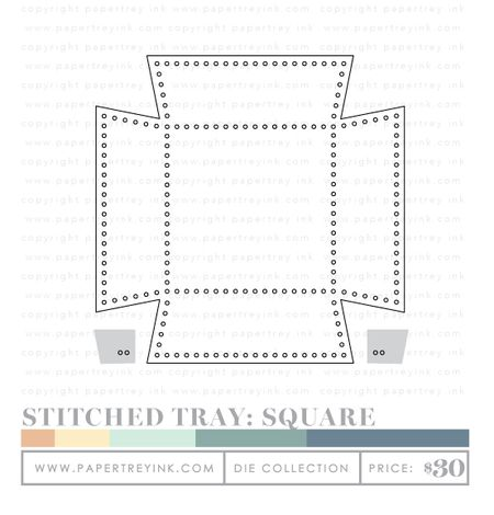 Stitched-tray-square-dies