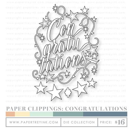 Paper-clippings-congrats-dies
