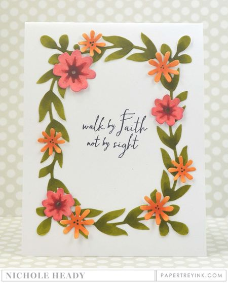 Walk By Faith Card