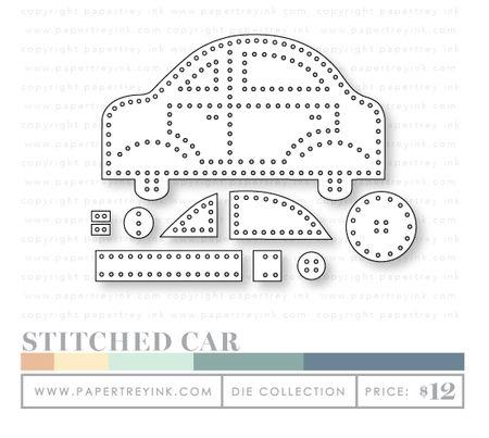 Stitched-Car-dies