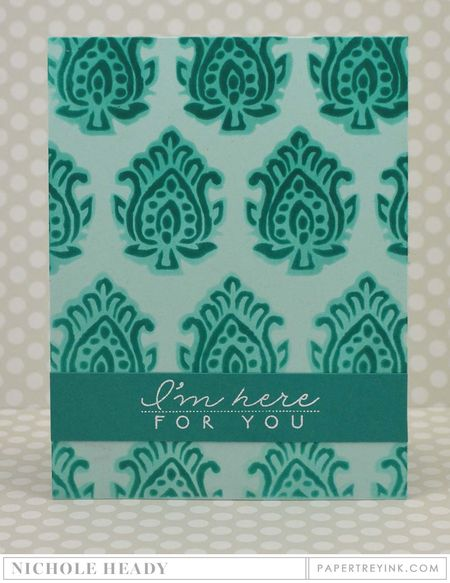 Her For You Card