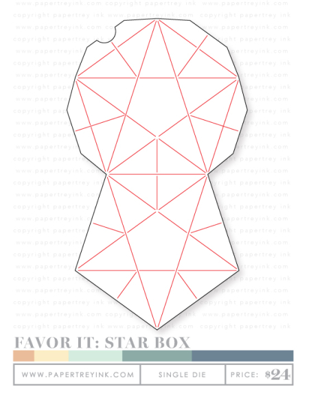 Favor-It-Star-Box-die