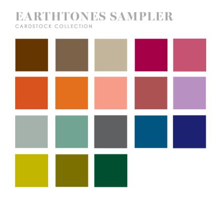 Earthtones-Sampler