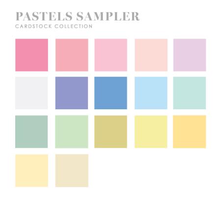 Pastels-Sampler
