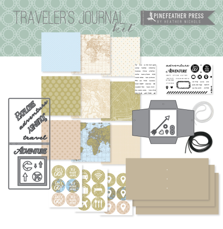 Traveler's-Journal-Kit