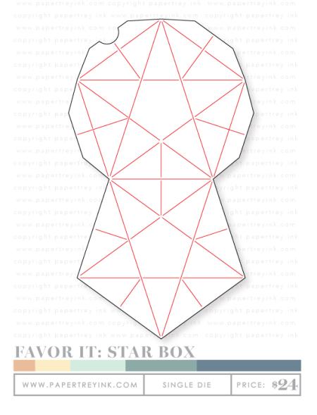 Favor-It-Star-Box-die