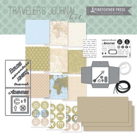 Traveler's-Journal-Kit