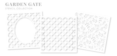 Garden-Gate-Stencils