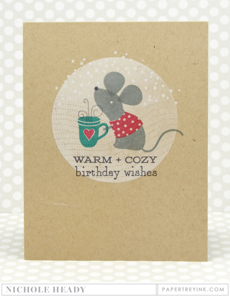 Warm Birthday Wishes Card
