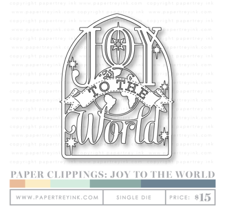 Paper-Clippings-Joy-to-the-World-die