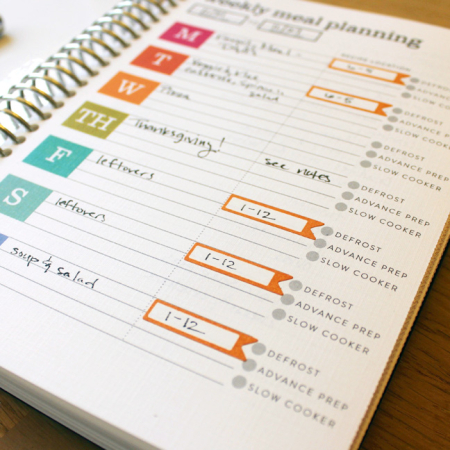 Meal Planner Review Sneak Peek