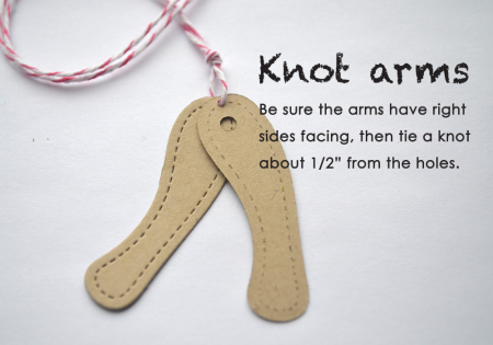 Knot arms