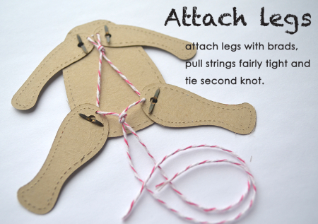 Attach legs