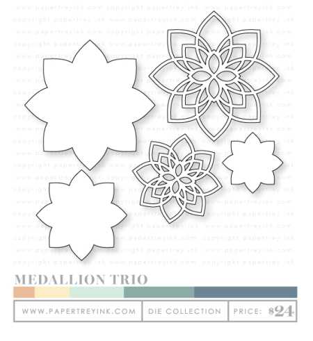 Medallion-Trio-dies
