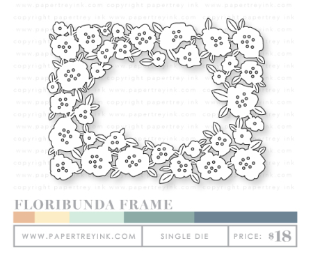 Floribunda-Frame-die