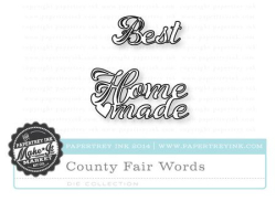 County Fair Words dies
