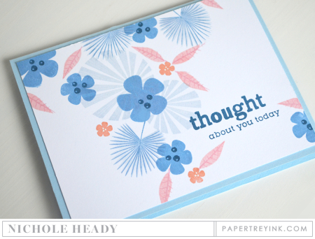 Thought About You Card