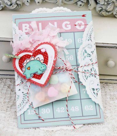 Tremendous Treats Valentine - Melissa