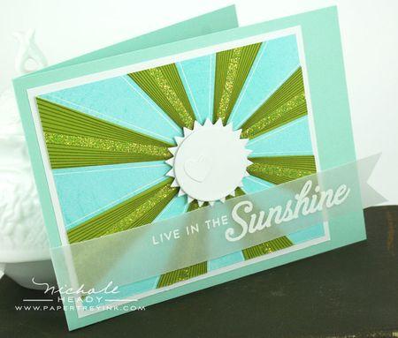 Hello Sunshine - Nichole