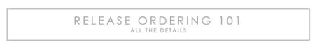 Release-Ordering-101