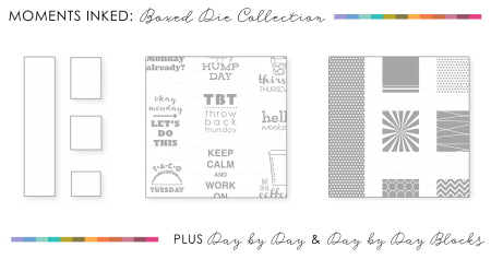 Day by day stamps peek