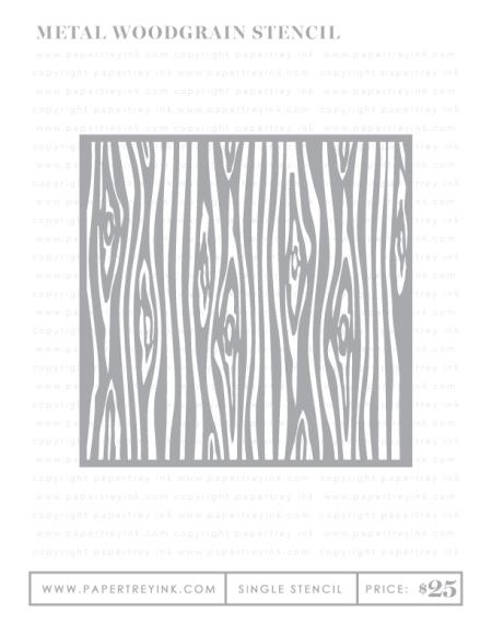 Metal-Woodgrain-Stencil