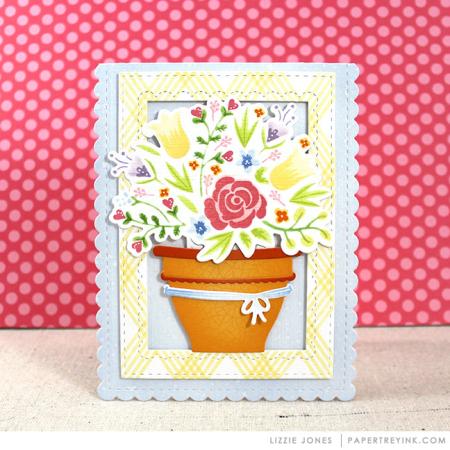 Bloomin' Birthday Card