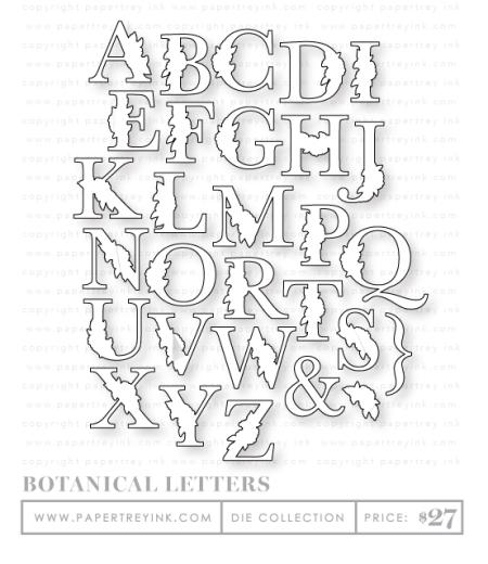 Botanical-Letters-dies