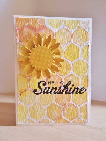 Sunshine Hexagon 1