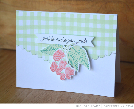 Just to Make You Smile Card