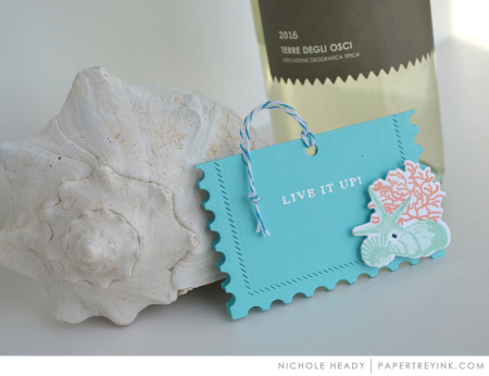 Live it up tag