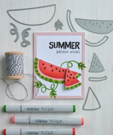 Watermelon supplies