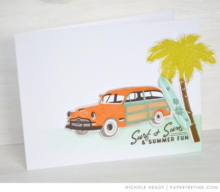 Surf & Sun Card