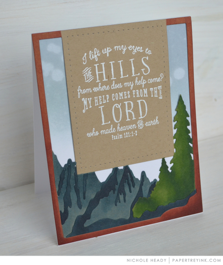 Psalms Card
