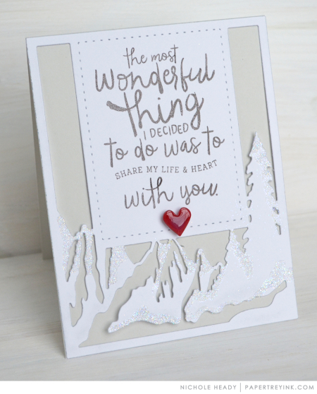 Wonderful Thing Card