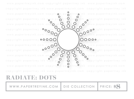 Radiate-dots-die