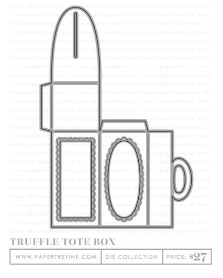 Truffle-tote-box-die