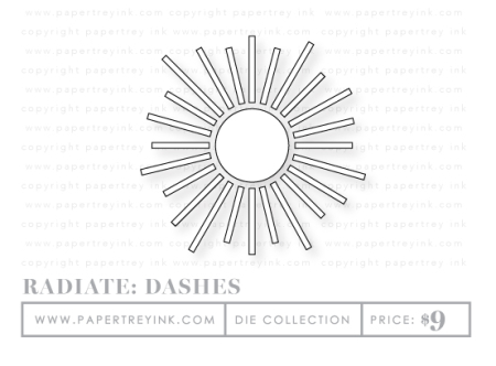 Radiate-dashes-die