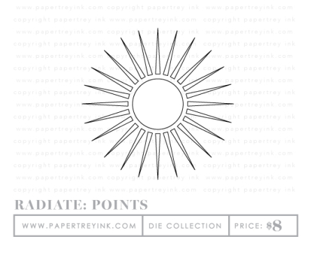 Radiate-points-die