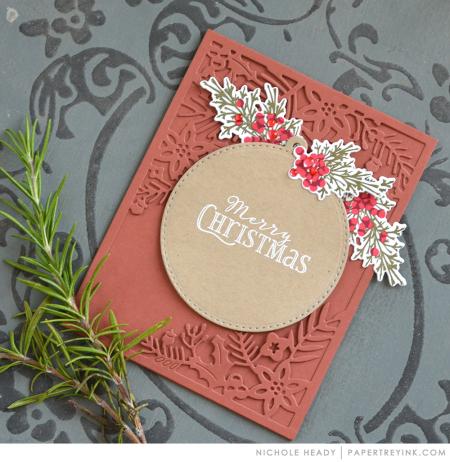 Layered Berries Card
