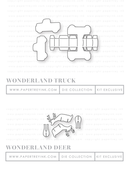 Wonderland-Truck-&-Deer-dies