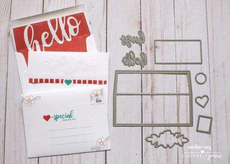 Envelope Envy Die Set