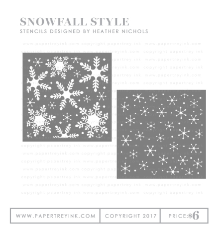 Snowfal-Style-stencils