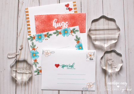 Envelope Envy Stamps